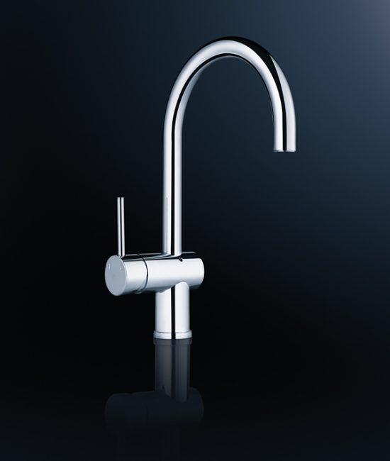 Billi Plus System - Gooseneck mixer tap