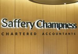Reception at Saffery Champness